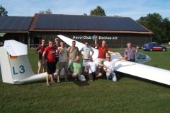 Fluglehrerlehrgang 2015