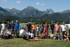 Pfingstfluglager Füssen 2019