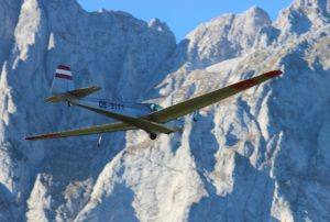 Motorsegler- und Motorflug